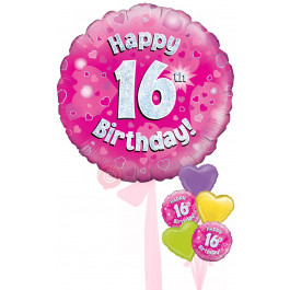 Order 16th Birthday Balloons Today Online