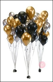 Helium Balloons Delivery Fully Boxed & Inflated